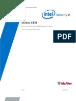 McAfee SIEM POC Setup Guide (9.4)