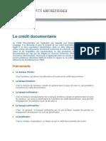Credit Documentaire Savoir Plus