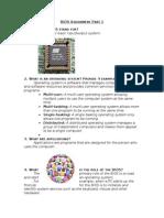 BIOS Assignment Part 1