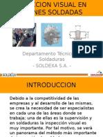 Inspeccion Visual de Uniones Soldadas