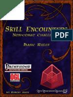 Skill Encounters (PF)
