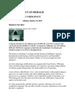 Deccan Herald Cyber Space