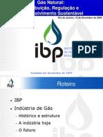 Mercado Brasileiro de Gas