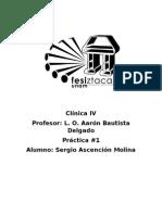 Clínica IV. Practica 1