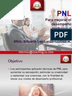 PNL para mejorar el desempeño profesional