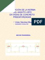 Vigas Concreto-LRFD