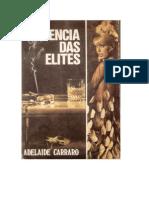 Adelaide Carraro - Falencia Das Elites