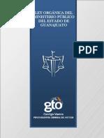 Ley Organica Del Ministerio Publico Del Estado de Guanajuato