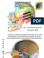 Huesos, Parietal, Occipital y Temporal 1.ppt