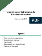 Planificacion Estrategica RRHH 2007