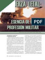 1x Premio La Fuerza Letal