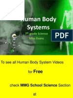 Human Body Systems for Kids