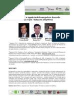 El Impacto de La Ingeniería Civil Como Polo de Desarrollo de Una Región y Reducción a La Pobreza_ A