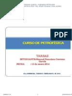 Tareas Petrofisica Prim 2014 Alumnos