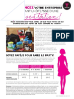 February Host Flyer French