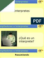 Interpret Es