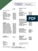 Tabela Com LOGO 11.11
