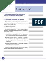 Sistemas de Informação_Unidade IV