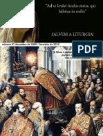 Salvem a Liturgia Ed 07