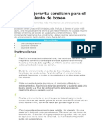 CONSEJOS BOXEO