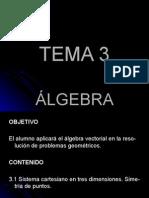 Algebra Vectorial ejercicios resultos