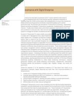 IT Governance with Digité Enterprise
