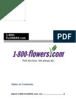 185368204 1800flowers Com Company Analysis
