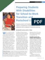 Transition Planning WEB