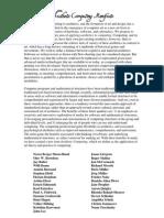 Aesthetic Computing Manifesto