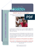 Donation Haiti - Français