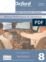 Human Performance ATPL
