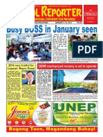 Bikol Reporter January 4 - 10 Issue