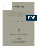 Vivarium, Vol. 11, 1973