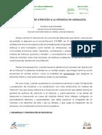 Plan Integral de Atencion a La Infancia Anda (Resumen)