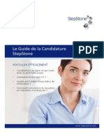 Guide Candidature