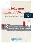 WHO VAW Info Sheets Eng