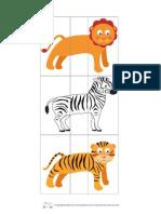 Animal Puzzles 1014