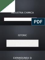 Prezentare Industira chimica