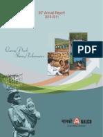 30th Annual Report-nalco