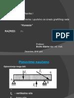 Konzola Primjer Grafičkog Rada