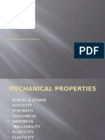 Mechanical Properties - Ppt