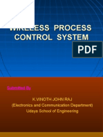 wireless process controll systems