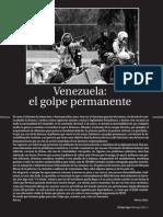 Dossier Venezuela El Golpe Permanente