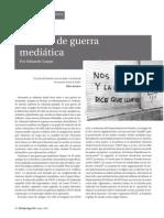 Dossier Venezuela. Manual de Guerra Mediática