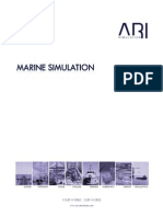 ARI Simulation - Certified Marine Engine, Navigation, GMDSS Simulator Training Developers in India
