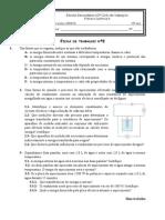 Ficha de Trabalho Nº2.Física