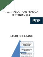 Pusat Pelatihan Pemuda Pertanian (p4)