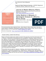 Indian Muslim Identity