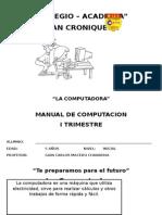 Manual Inicial 5 Años