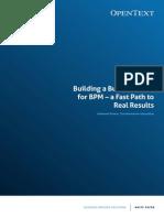 BPS Building Business Case BPM Whitepaper